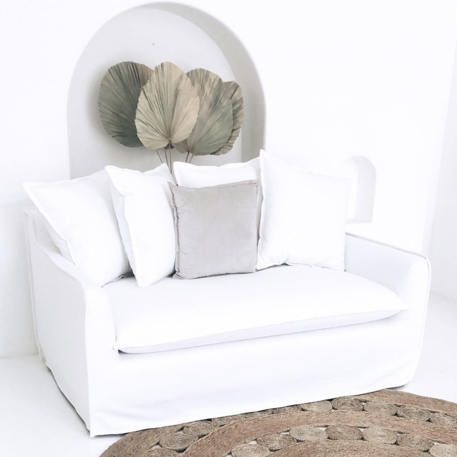 Byron Sofa - 2 Seater CUSTOM MADE - (No Returns) / كنبة