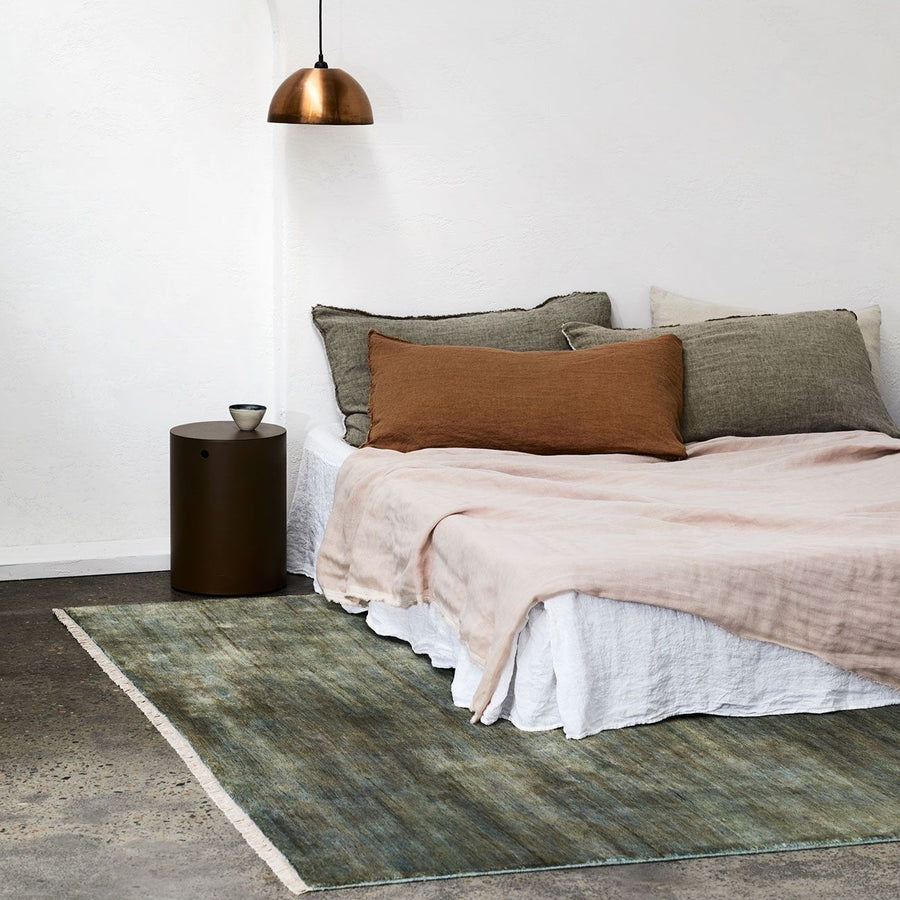 Luxury Egyptian Knot Rug by Armadillo & Co