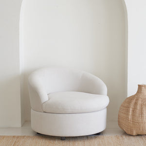 Brunswick Sofa - Single Chair  CUSTOM MADE (No Returns) / كنبة