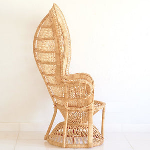 Princess Peacock Chair