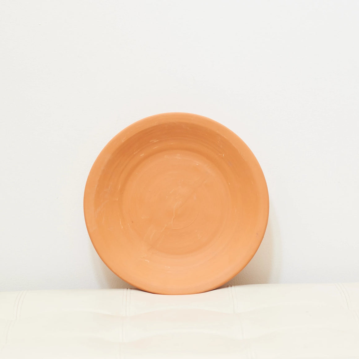Earth Collection - Dewi Plate, Terracotta /سيراميك