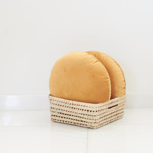 Velvet Drop Cushion