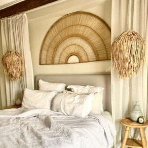 Malawi Bed Head Wall Hanging , One Size
