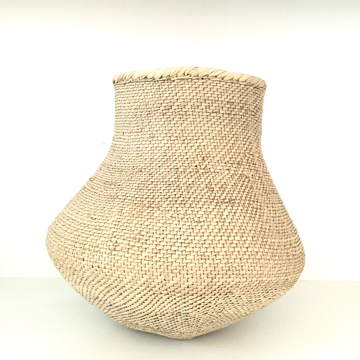 Binga Pot, Natural / وعاء