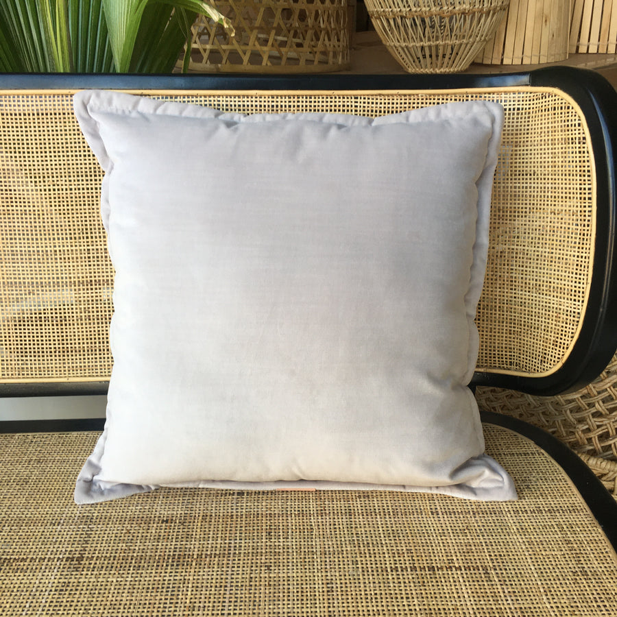 Boho Luxe Velvet Cushion - 50 x 50