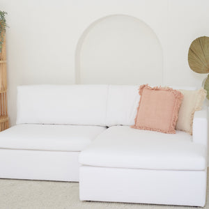 Island Sofa - CUSTOM MADE - (No Returns) / كنبة
