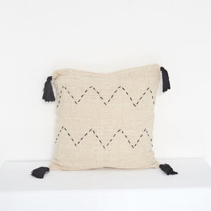 Jumbai Cushion - Pattern