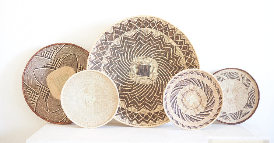 TongaBinga Plates - Wall Decorations