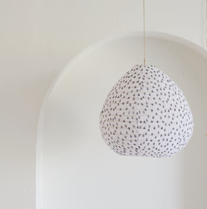 Lumiere Light Shades, Seed Shade - White