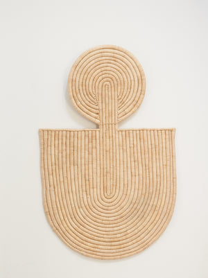 Malawi Geo Palm Wall Hanging