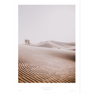 Dubai Natural Print Only - Desert