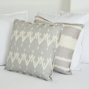 Solstice Cushions - Dove Grey