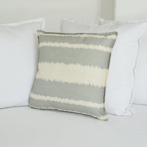 Solstice Cushions - Sea Green