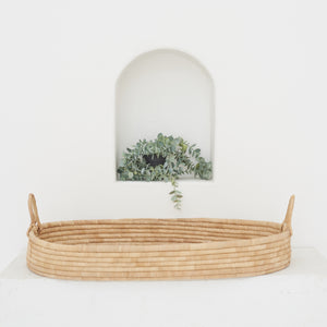 Malawi Changing Basket, Natural
