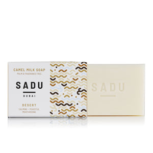 Natural Camel Milk Soap, Sadu Collection - Desert