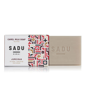 Natural Camel Milk Soap, Sadu Collection - Jumeirah