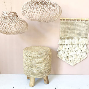 Jute Wall Hanging by Dharma Door