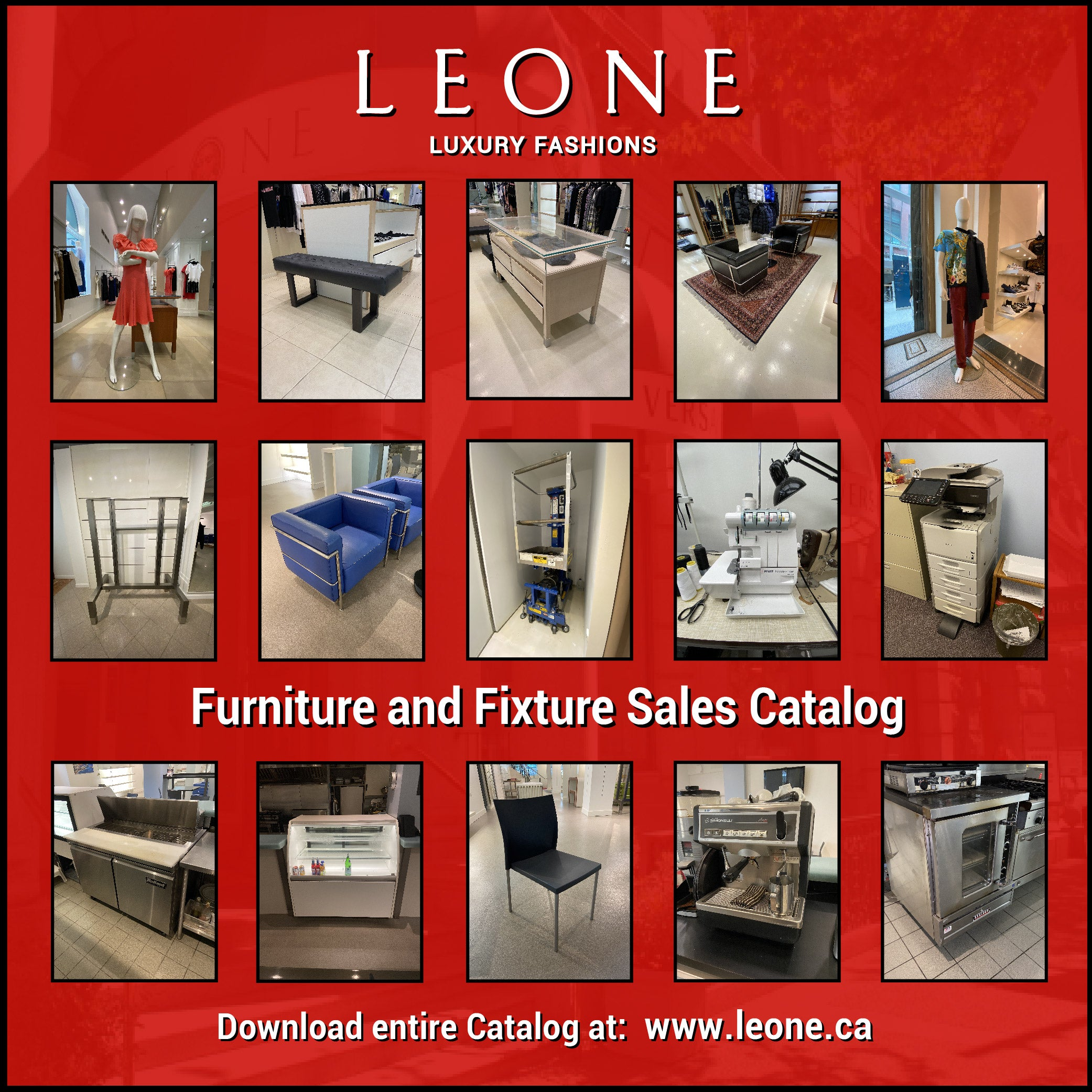 "Download Entire ""Furniture and Fixtures"" Sales Catalog"