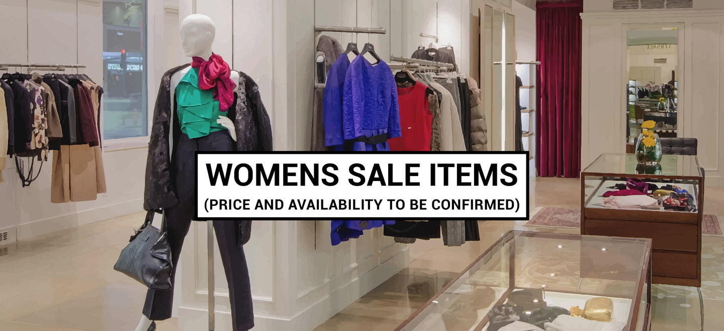 womens fashion - sale catalog