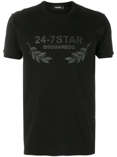 DSquared2 | SS 2018 | 24-7 Star T-shirt