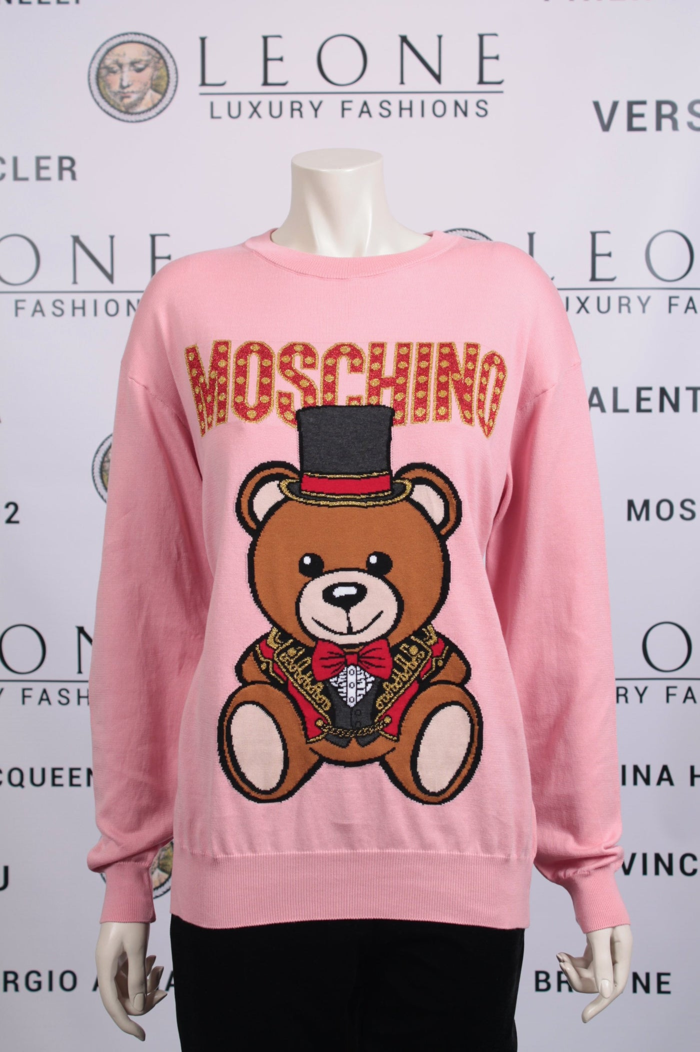 Moschino |SS19| Sweater