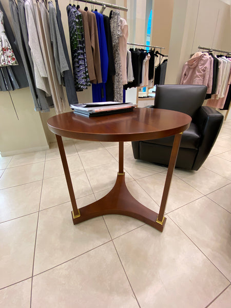 #18 > Versace Home Wooden Side Table