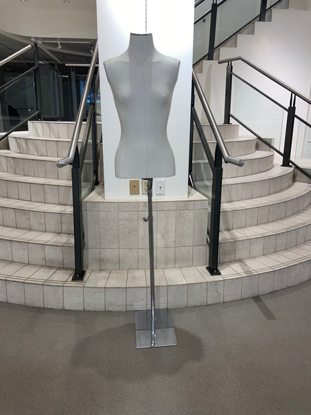 #116 >  Women's Leather Half Mannequins