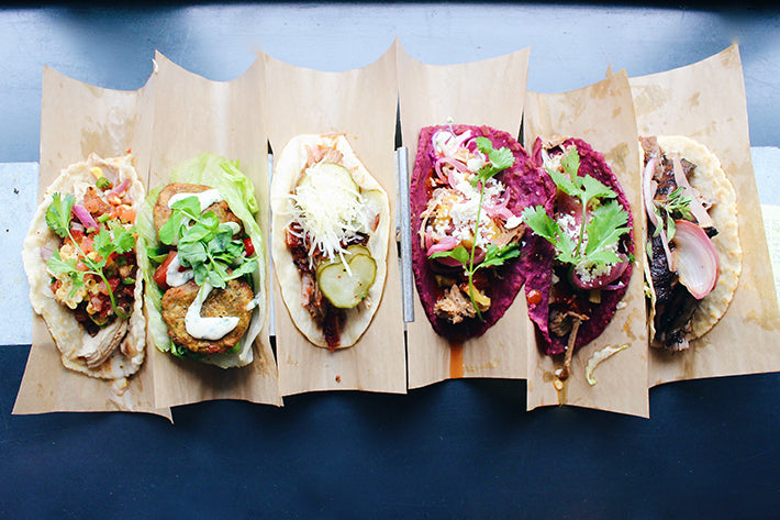 Best Tacos in Chicago are made from scratch at Velvet Taco