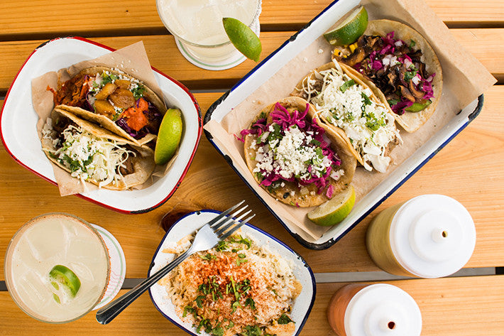 Where to get tacos in fort worth, texas