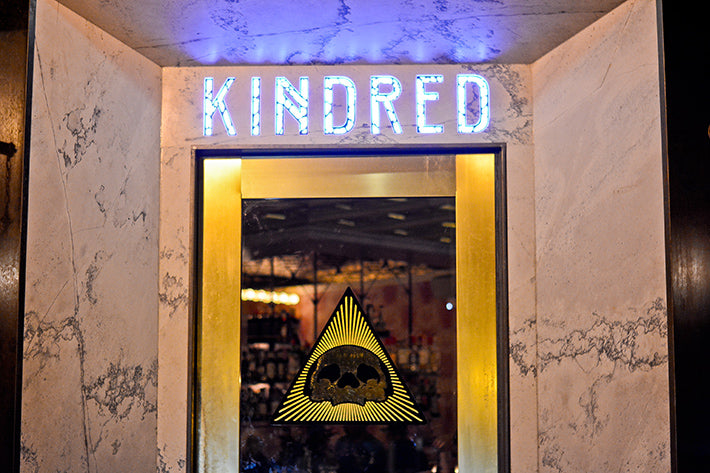 Kindred Vegan Restaurant and Cocktail Bar