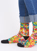 Funny Crazy Sprinkles Cupcakes Ice Cream Socks