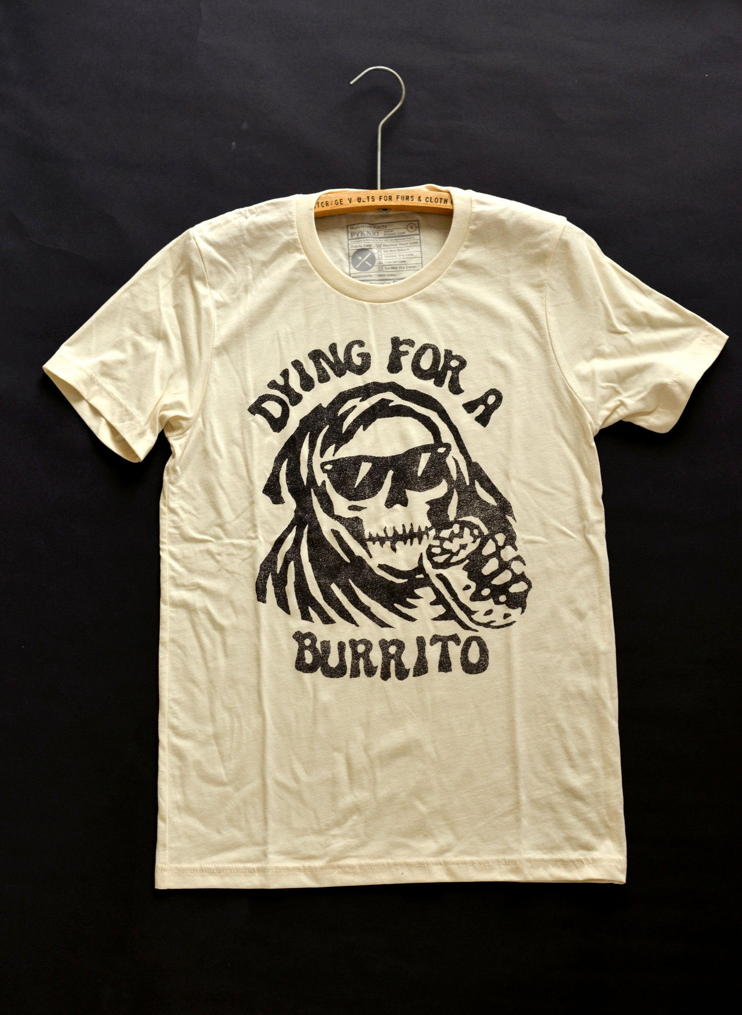 Dying for a Burrito Tee