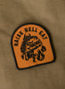 Raise Hell Eat Tacos Men's Taco Tuesday Devil Foodie Iron On Patch Foodie Gift Austin ATX