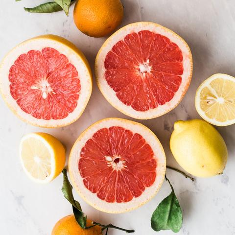 Juicy Pink Grapefruit Scent Fresh and Citrusy