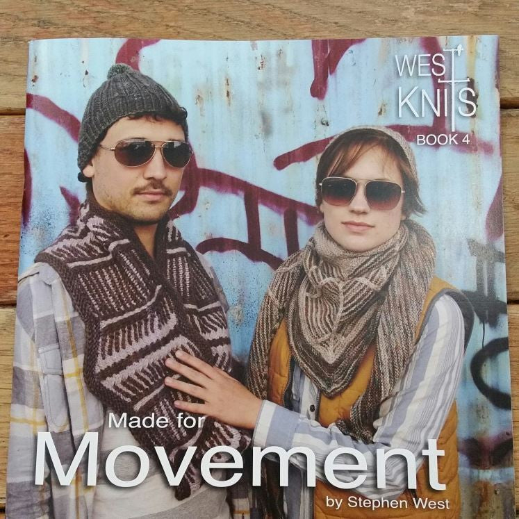 WestKnits Book Four Made for Movement