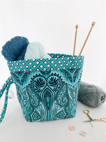 Robin's Local Bags - Stash-A Place For Yarn