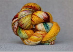 Qing Fibre High Twist BFL - Stash-A Place For Yarn