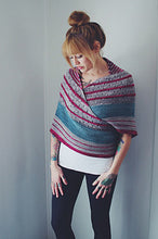 Load image into Gallery viewer, FunFunFun Shawl by Andrea Mowry