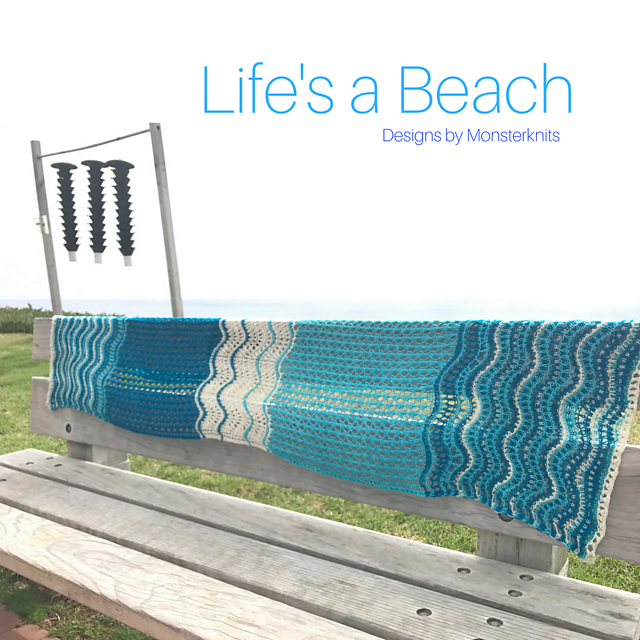 Life's a Beach by Monsterknits