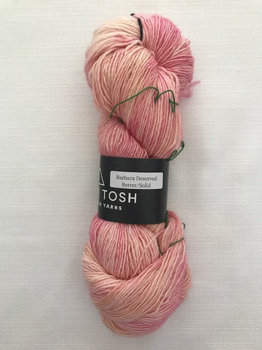 Tosh Merino Light - Stash-A Place For Yarn