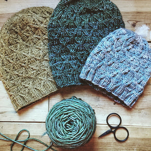 Kennecott Hat by Boyland Knitworks - Stash-A Place For Yarn