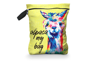 Alpaca My Bag, Swet Wet/Dry Bag (multiple sizes)