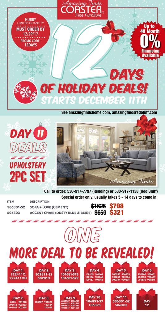 12 Days of Christmas Deals: Day 11/12