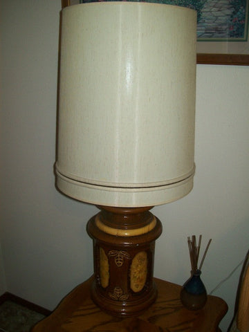 Lamps with shade 8026