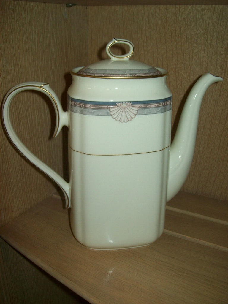 Noritake coffee kettle w lid 8121