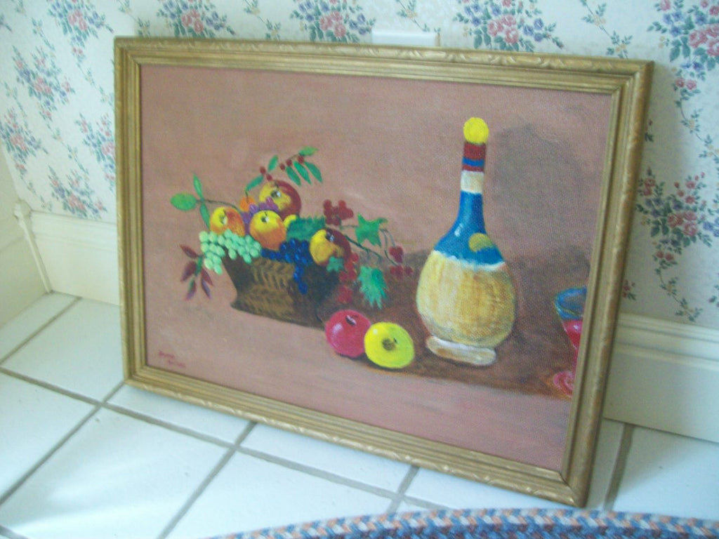 Picture oil fruit 8458