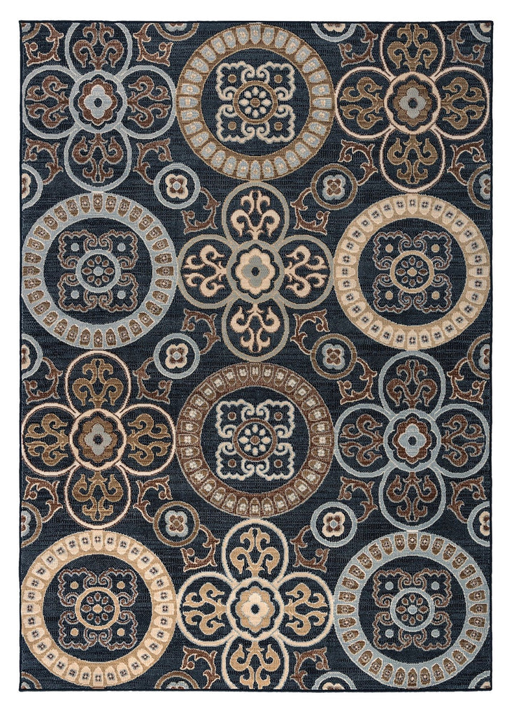 CLEARANCE 50% OFF Area rug Millenium Plus 8x10 NEW by Coaster CO-970176L