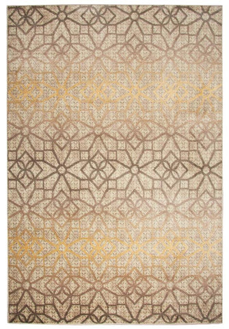 CLEARANCE SALE 50% OFF Area rug multi-tonal browns 8x10 NEW by Coaster CO-970181L