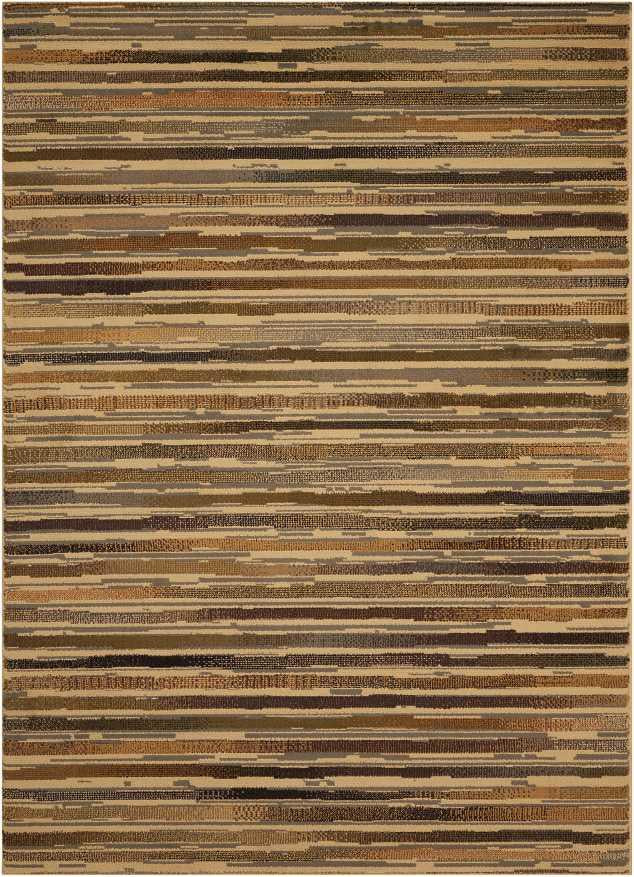CLEARANCE SALE 50% OFF Area rug contemporary style multi tonal 5x7 NEW by Coaster CO-970238