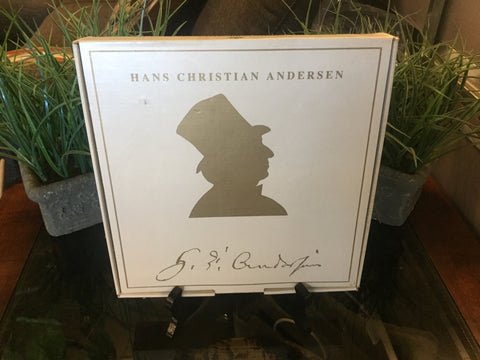 Hans Christian Andersen Plate Collectable 10458 121